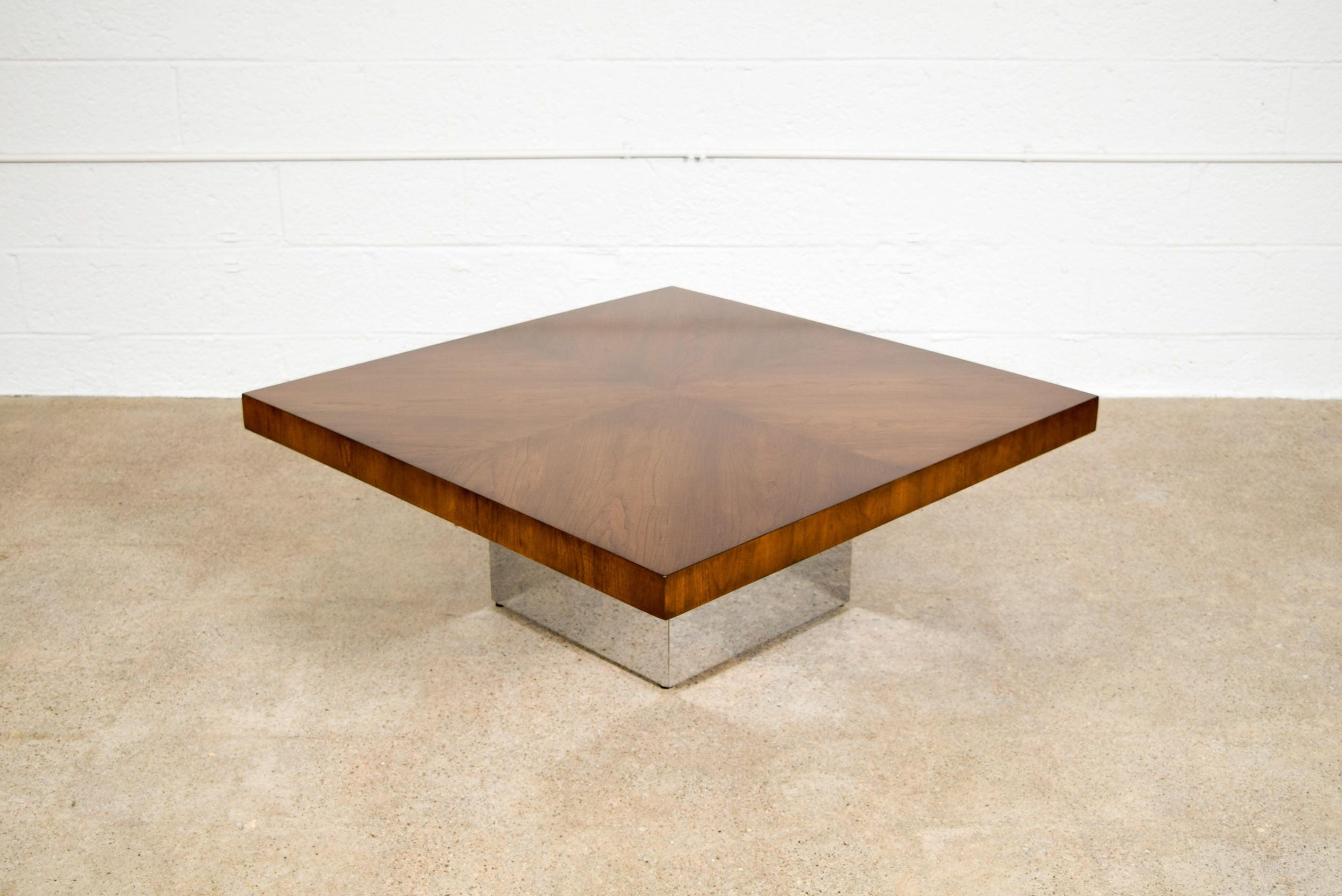 Mid Century Coffee Table Modern Coffee Table Milo Baughman