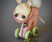 CUSTOM PULL TOY - Limited