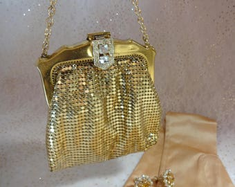 Vintage Evening Bag Whiting and Davis