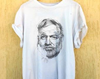 Tshirt Hemingway