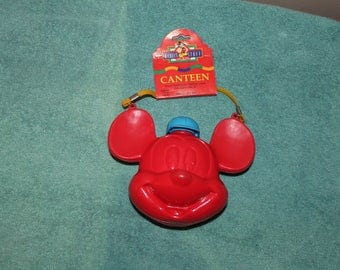 Vintage Mickey's Stuff for Kids Canteen 22953000