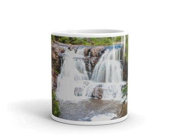 Mug - Red Silo Original Art - Twin Falls