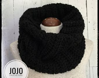 Big chunky collar/Cowl
