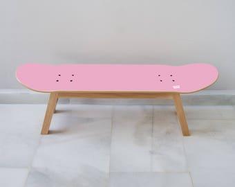 Special Decoration For Girls Skaters   Skate Home   Skateboard Decor   Skate  Stool   Pink