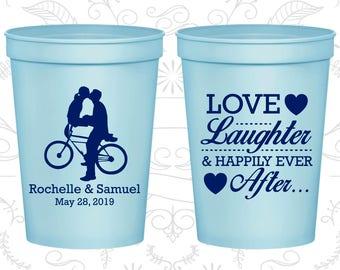 Light Blue Stadium Cups, Light Blue Cups, Light Blue Party Cups, Light Blue Wedding Cups (376)