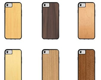 24 HOUR SALE iPhone cases compatible for iPhone 7, 6, 6s, 5, 5s, SE, 7 Plus, 6s Plus electronic cases, Wooden cell cover is made The Eco Owl