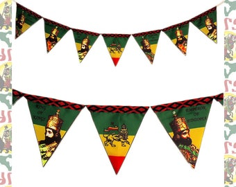Lion of Judah [drs]Pennants (triangular)