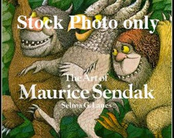 The Art Of Maurice Sendak by Selma G. Lanes NEW in Box. 1980 First Edition