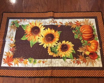 Fall Table Runner | Etsy