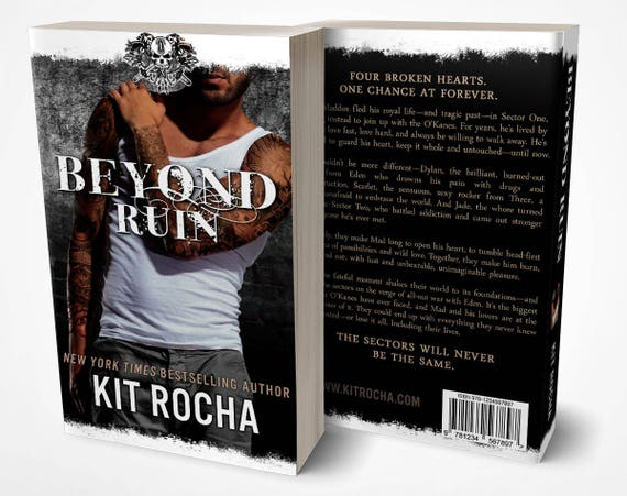 Beyond Ruin (Autographed)