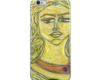 Freya Vanadis iPhone Case