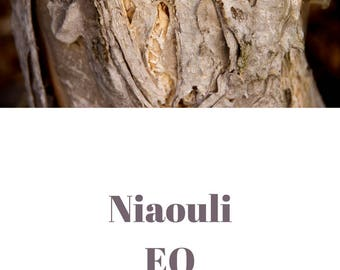 Niaouli essential oil QRDS
