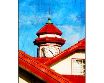 Longview Clock Tower