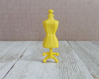 Dress Form - Sewing Dress Form - Fashion - Designer - Lapel Pin