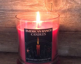 Scented Jar Candles~12oz~lead free wicks