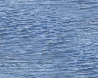 Summer Sale- Landscape Medley~Lake~Cotton Fabric~Elizabeth's Studio~Fast Shipping SB425
