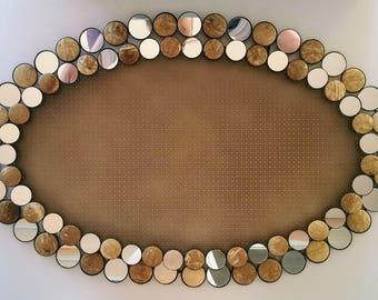 Earring holder wall, Earring organizer, Jewelry organizer, Jewelry holder wall, Earring holder, Wall jewelry display, Earring organizer wall