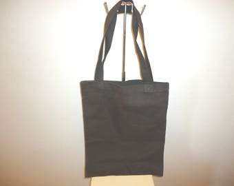 Large Brushed Cotton Shopper Tote
