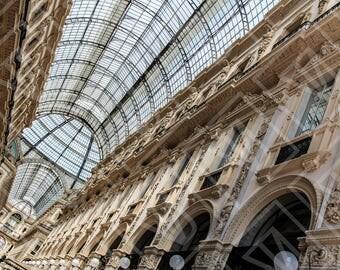 Milan, Italy Photography Print