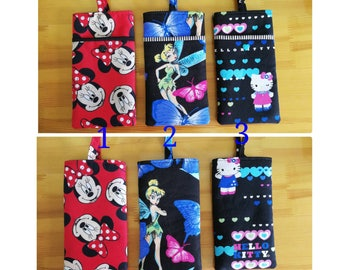 Phone pouches with wristlet, Phone sleeves