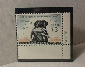 1960 Migratory Bird Hunting Stamp