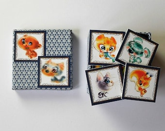 memory game funny and lovely pets matching game