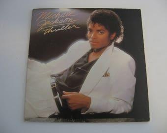 Michael Jackson  -  Thriller - QE-38112 Version! - Circa 1982