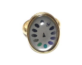 Biofeedback Ring By Marle Temperature Ring Stress Anxiety