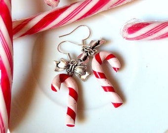Earrings * Christmas edition * candy