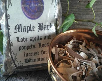 Wood Bark - Tree Bark - Maple Bark - Longevity - Money - Maple Tree Bark