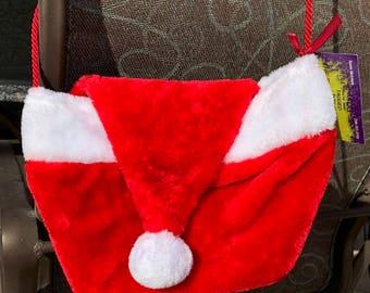 Santa Stocking Cap Purse
