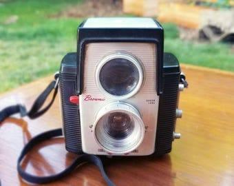 Vintage Kodak Brownie Camera Brownie Starflex Camera Retro Mid Century