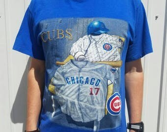 Chicago Cubs Vintage Tshirt
