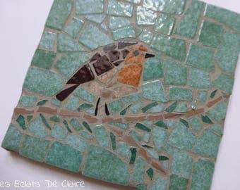 "Mosaic ""Robin"""
