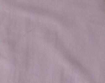 Fabric - cotton/elastane t-shirt weight jersey fabric -  lilac/pink - knit fabric.