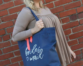 bridesmaid gift, bridesmaid totes, wedding tote, bride tote, bridal party totes, bridesmaids gift, bridal party gifts