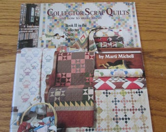 Collector scrap quilts
