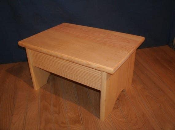 Like this item? & WIDE wood step stool 7 1/2u0027 wooden step stoolrustic islam-shia.org