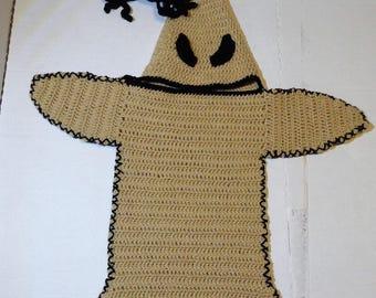 OOgie Boogie Costume/Halloween Costume/Crocheted Costume