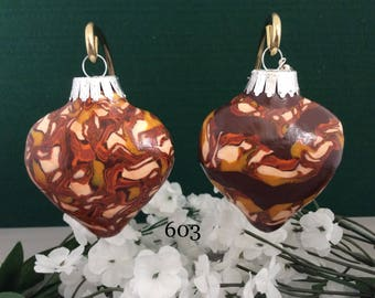 Christmas Ornaments - Set of two (603)