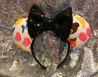 Princess Emoji | Regular Disney Ears