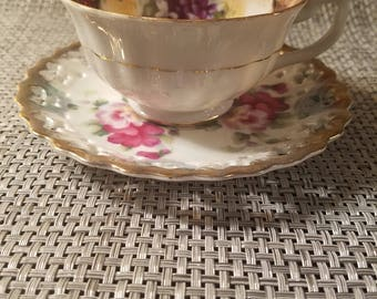 You've been poisoned tea cup and saucer