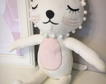"Soft Toy Kitty ""Harmonie"""