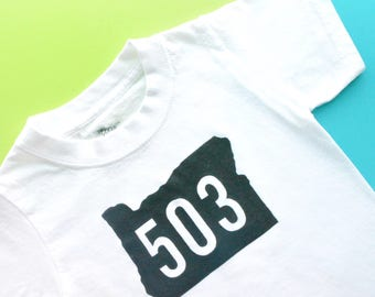 State Codes Baby Onesie or Tee: area code shirt | gender neutral | baby girl | baby boy | baby clothes | newborn | baby shower gift