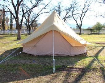 Stout Tent Sunshade for Bell Tent