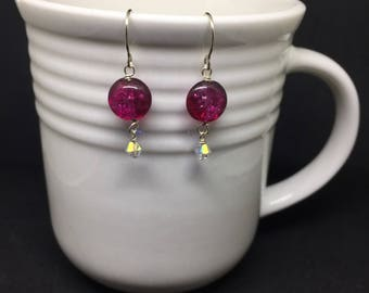 Cherry Bomb - Earrings