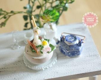 Miniature Ramen Bowl (Style Four)