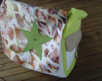 Shoulder bag - a small side tawny - DESTASH