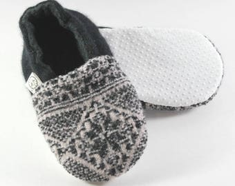 Toddler Easter Gift- Toddler Slippers- Little Boy Gift- Baby Girl Gift- Toddler Slippers- Hipster Toddler Clothes- Natural Baby Shoes