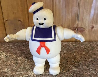 Vintage Stapuff Marshmallow Man 1984 Columbia Pictures